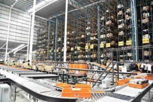 """""""โกลบอลเฮ้าส์"""" ทุ่มงบกว่า 600 ล้านบาท เสริมความแข็งแกร่งให้ธุรกิจ สร้างศูนย์กระจายสินค้าอัตโนมัติที่มีพื้นที่จัดเก็บสินค้ามากที่สุด ในธุรกิจค้าปลีกวัสดุก่อสร้างของเมืองไทย พร้อมขยายผลต่อในอาเซียน"""