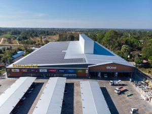โกลบอลเฮ้าส์ ติดตั้งแผงโซลาร์เซลล์บนหลังคาอาคารทุกสาขา (Solar Rooftop) ลดผลกระทบต่อสิ่งแวดล้อม
